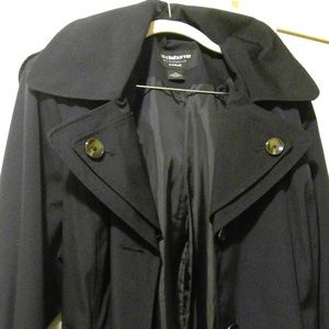 Liz Claiborne Outerwear Women Trench Coat